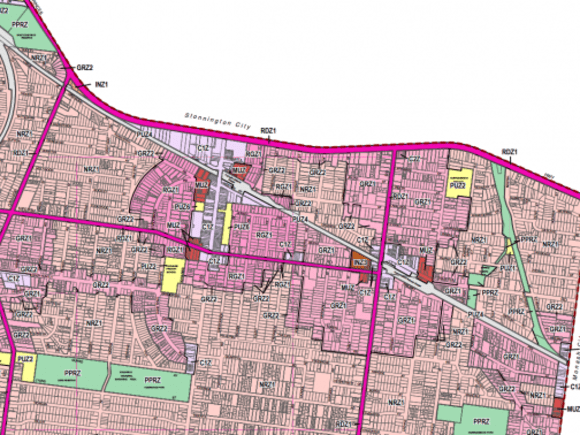 Was the Dandenong corridor's fate sealed with the new residential zone rollout?