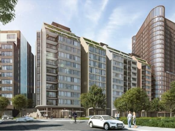 Mirvac's 0 million Zetland development hits planning