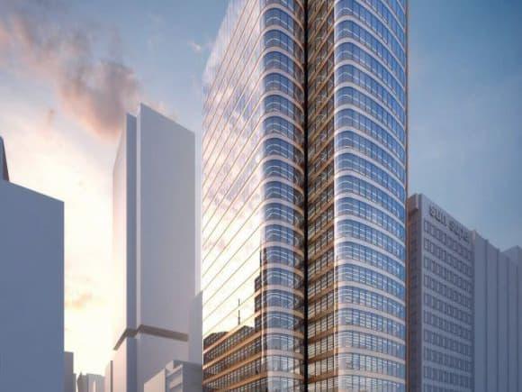 Zurich Australia's renewed push to develop its North Sydney headquarters