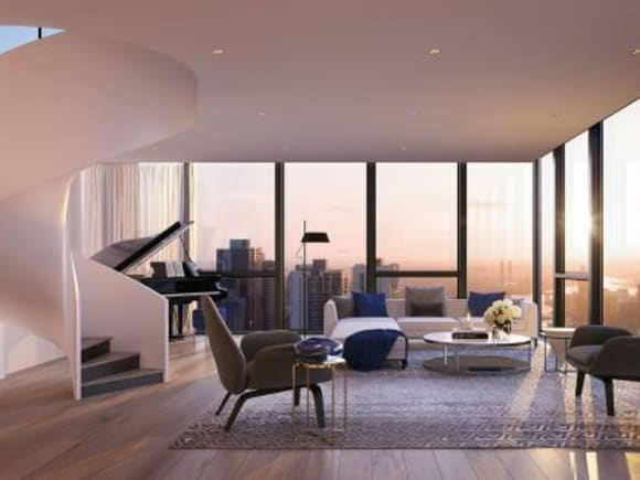 Beulah International lifts the bar for luxury apartment living in South Yarra