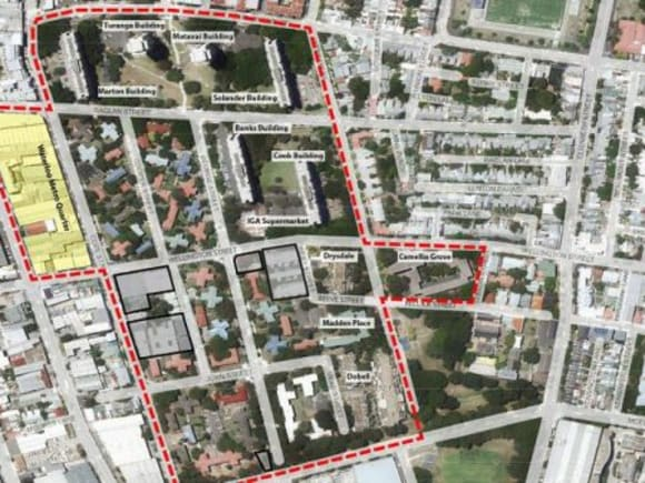 UTA lauds Waterloo's proposed urban renewal as a benchmark for Sydney