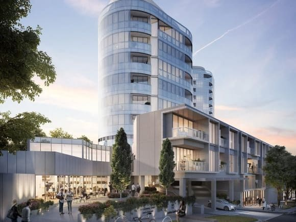 Arden Precinct receives a construction boost
