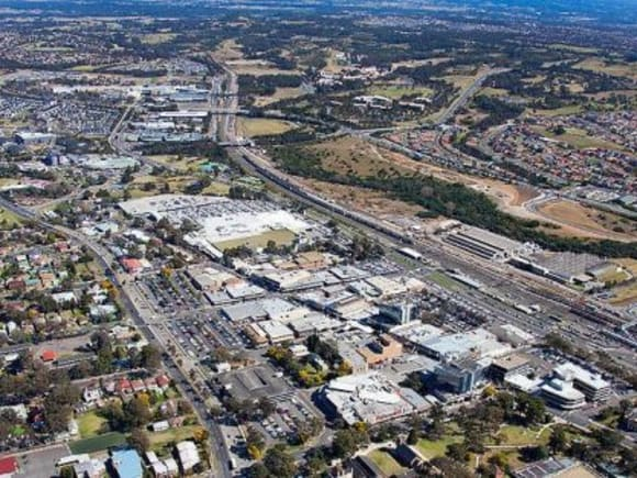 Campbelltown takes its urban future into its own hands