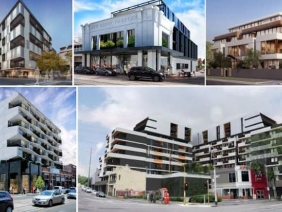 New projects in focus as the Project Database passes 800 listings