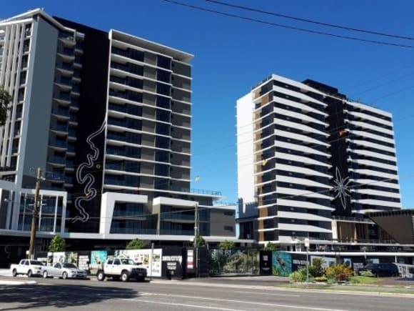 Brisbane's South City Square changes composition