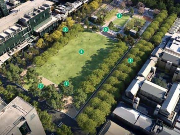 University Square goes ultra green