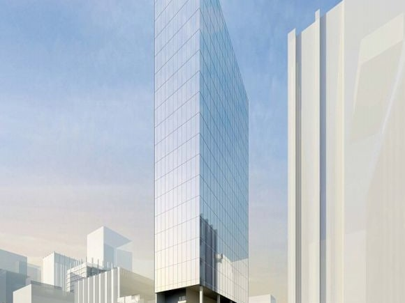 Council moves to contour a tower bid atop the Metropolitan Hotel