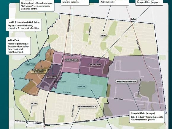 Broadmeadows receives a boost as urban regeneration beckons