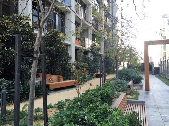 Moving on up: Upper West Side unveils its rooftop garden