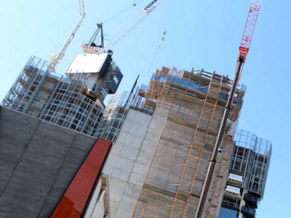 A new record: Urban.com.au's October 2015 crane count