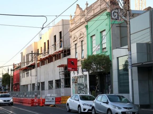 Warren and Mahoney add to Smith Street's changing face