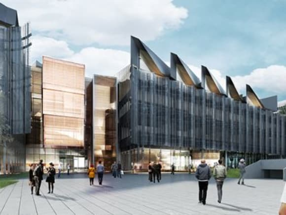 Monash Clayton continues to evolve with another new construction program