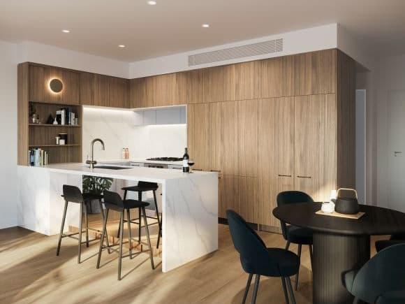 Platinum on Peach Tree provides idyllic apartment-living for families