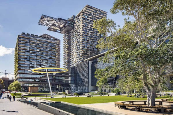 UNSW's free online course 'Re-enchanting the city: designing the human habitat' starts next week