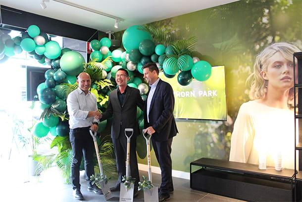 Dahua Group's Hawthorn Park commences construction in Hawthorn East