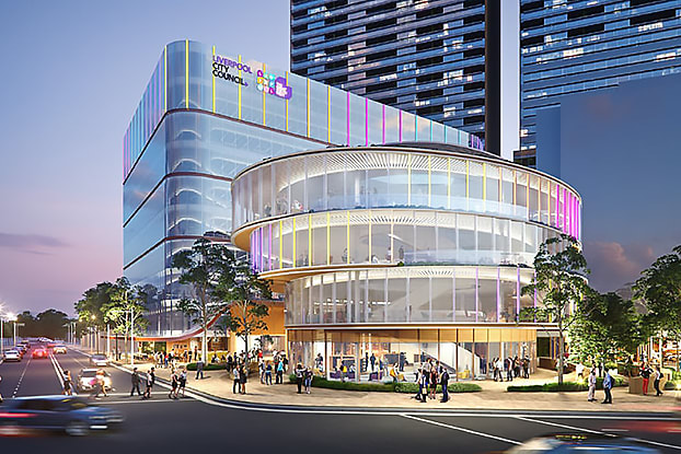Liverpool's growing status as Sydney's third CBD adds to its appeal as a property hot spot