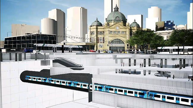 Go West - Should We Move The Melbourne Metro Tunnel?