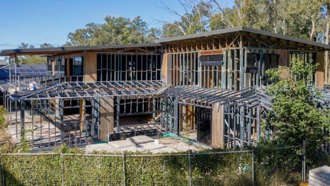 Unfinished Doolandella mortgagee home listed for sale