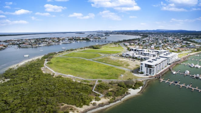 Buyers snap up Paradise Point land offering at Sovereign Shores