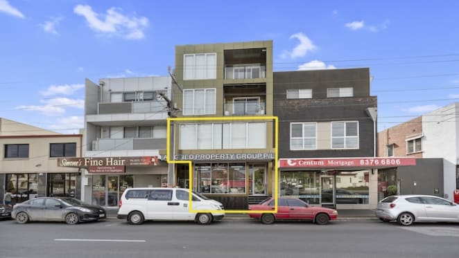 Ormond retail and office property to go under the hammer