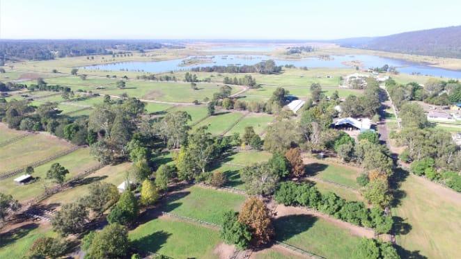 Racing NSW buy Bart Cummings' Castlereagh property Princes Farm