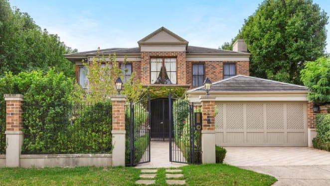 Toorak's residential price per square metre hits new high