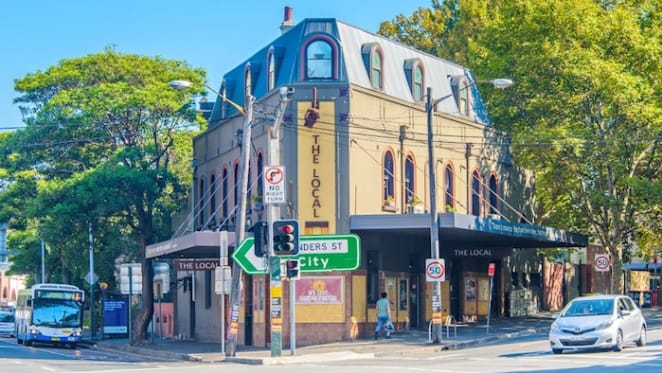 Darlinghurst craft beer pioneer pub The Local Taphouse listed