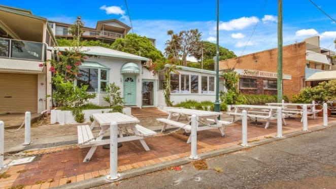 Kingscliff's Taverna Restaurant sells for first time in 50 years