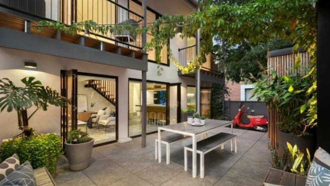 Jonathon Patton takes giant step with first Sydney home buy