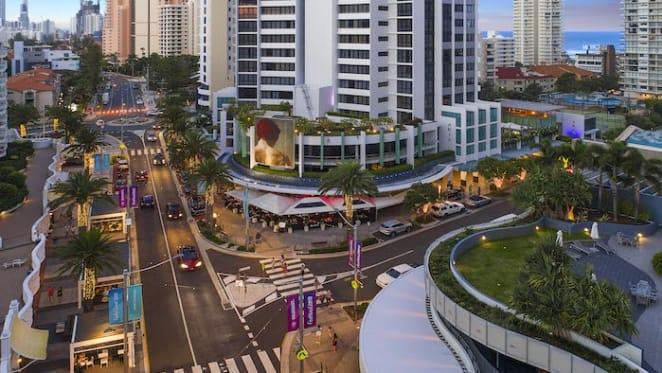 Aria Retail Complex at Broadbeach to sell