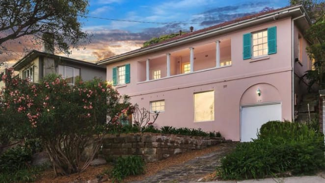 Late artist Lloyd Rees' Northwood home listed