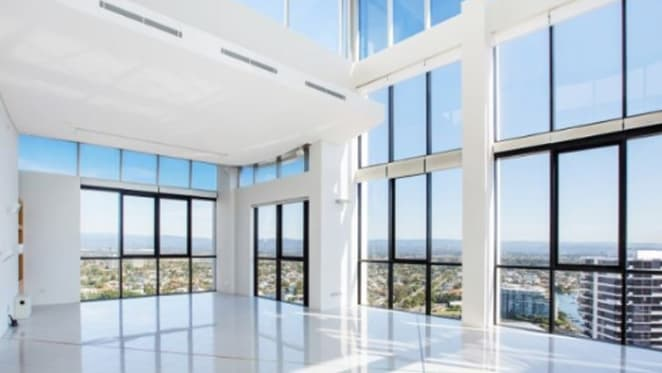 Aria, Gold Coast penthouse offering