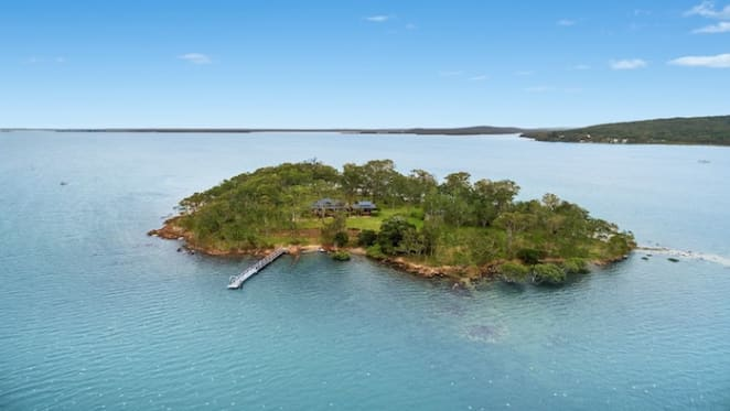 Garden Island asking price slashed by half since prior listing