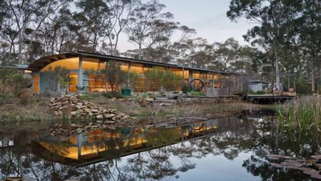Private bushland Castlemaine home listed for sale