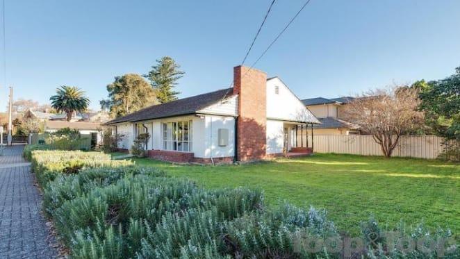 Three bedroom corner Marryatville house sold for $781,000