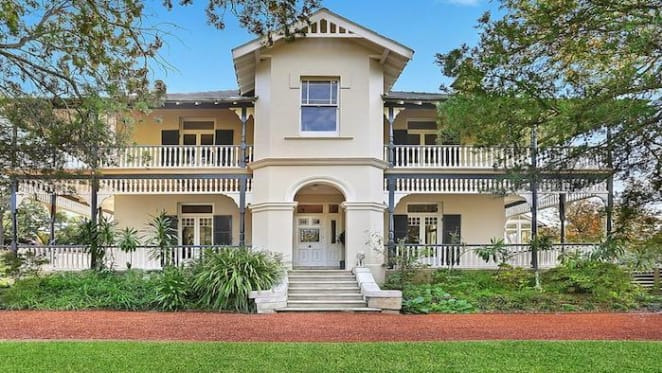 Killara home of Ethel Turner sold
