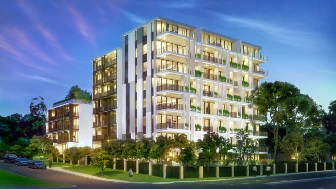 Sutherland Shire set for new 66 apartment development