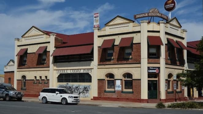 Eastern Riverina Henty hotel for sale at $300,000 plus