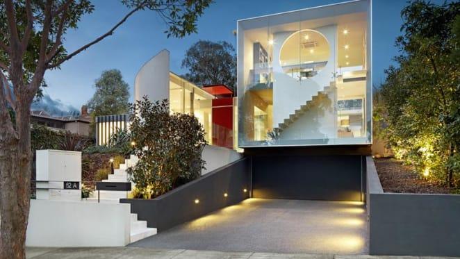 Architectural gem Orb House, Kew returns to market