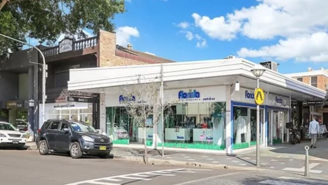 Double Bay's Florida Dry Cleaners premises sells for $10.25 million