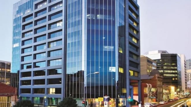 5.5 Star Nabers energy rated Adelaide office building listed