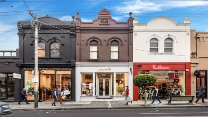 Skincare brand Rationale leases on Armadale's High Street