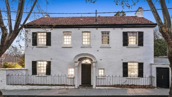 Melbourne's auction results peaked in mid-September: Shane Oliver