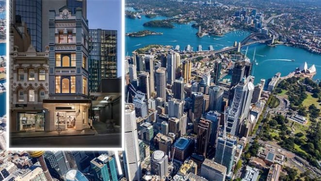 King Street, Sydney CBD building sells for $23.5 million