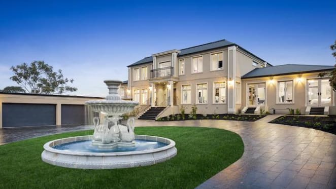 Six bedroom Donvale house listed for auction