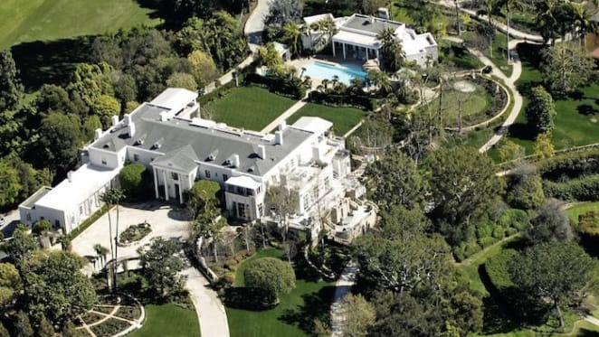 L.A. mansion set to become the most expensive house in America