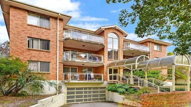 Two bedroom Bankstown unit sold for $461,000