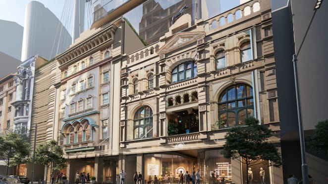 BVN wins international design competition for Sydney's City Tattersalls Club