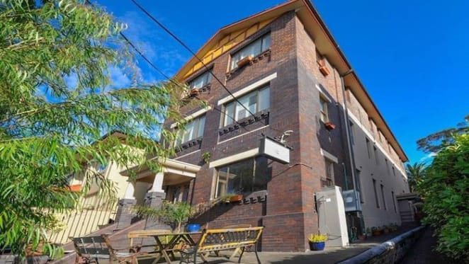 Sinclairs Bondi up for auction up for auction with residential conversion potential