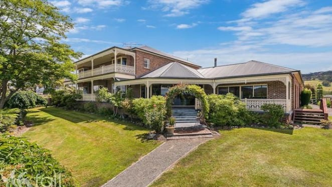 Waterfront Dover house, Eden, listed for $1.98 million
